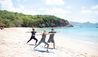 SeaDream Yacht Club : Beach Yoga