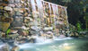 Shangri-La's Rasa Ria Resort & Spa : Waterfall Garden