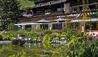 Hotel Arlberg : Exterior In Summer
