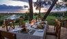 Rekero Camp : Dinner