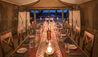 Rekero Camp : Dinner In Main Mess Tent