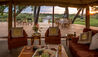 Rekero Camp : Lounge Deck Views