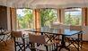 Hemingways Ol Seki Mara : Chui Family Suite Dining Room Interior