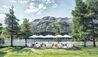 Badrutt's Palace Hotel : Garden Terrace