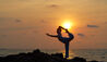 Six Senses Krabey Island : Yoga On The Rocks