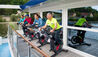 AmaWaterways : Spin Class on Deck