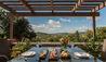 Castello di Casole, A Belmond Hotel, Tuscany : Oliveto Terrace