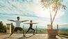 COMO Castello Del Nero : Yoga