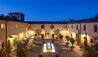 Castello di Casole, A Belmond Hotel, Tuscany : Courtyard