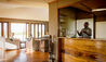 Sayari Camp : Lounge Bar Interior
