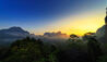 Elephant Hills : Khao Sok National Park Sunrise