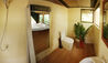 Elephant Hills : Rainforest Camp Floating Tent Bathroom