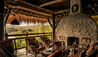 Four Seasons Tented Camp Golden Triangle : Four Seasons Tented Camp Golden Triangle: Burma Bar