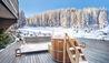 Aman Le Mélézin : Chambre Ski Piste With Hot Tub