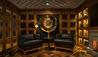 Aman Le Mélézin : Cigar Lounge