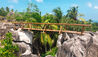 Fregate Island Private : Mont Signal Bridge