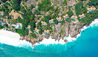 Fregate Island Private : Villas Aerial