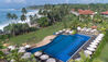 Anantara Peace Haven Tangalle Resort : Pool Aerial View