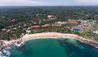 Anantara Peace Haven Tangalle Resort : Aerial View