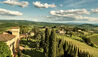 View Of Tuscan landscape