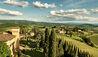 COMO Castello Del Nero : View Of Tuscan landscape