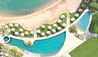 Porto Elounda GOLF & SPA RESORT : Private Sandy Beach