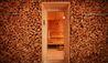 Hotel Giardino Mountain : Sauna