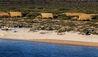 Sal Salis Ningaloo Reef : Camp Aerial