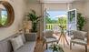 Deluxe Room Garden View - Casas Ducales
