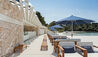 Hotel Monte Mulini : Terrace