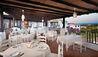 Romazzino Restaurant Internal View