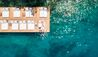 Hillside Beach Club : Floating Decks