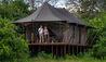 Magashi Camp : Guest Tent Exterior