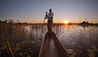 Belmond Eagle Island Lodge : Belmond Eagle Island Lodge: Mokoro Canoe