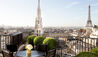 Four Seasons Hotel George V Paris : Suite Penthouse