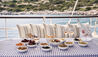 Blue Palace, a Luxury Collection Resort & Spa, Crete : Picnic Aboard the Traditional Caique