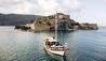 Blue Palace, a Luxury Collection Resort & Spa, Crete : Romantic Caique Trip