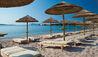 Hotel Romazzino : Private Beach