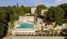 Borgo Pignano : Aerial View