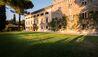 Borgo Pignano : Sunset over Villa Pignano