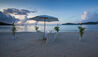 Hermitage Bay : Private Beach Dinner