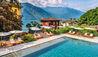 Grand Hotel Tremezzo : Flowers Pool