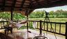 Belmond Khwai River Lodge : Belmond Khwai River Lodge: Deck