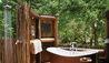 Belmond Khwai River Lodge : Belmond Khwai River Lodge: Bathroom
