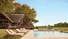 Belmond Khwai River Lodge : Belmond Khwai River Lodge: Swimming Pool