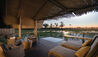 Belmond Eagle Island Lodge : Belmond Eagle Island Lodge: Veranda