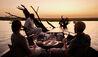Sanctuary Chobe Chilwero : Sanctuary Chobe Chilwero: Sundowner Cruise