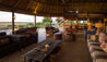 Kalahari Plains Camp : Lounge Tent