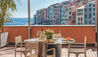 Grand Hotel Portovenere : Suite del Castello Terrace