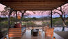 Lion Sands Ivory Lodge : Villa Private Deck Overlooking The Sabie River